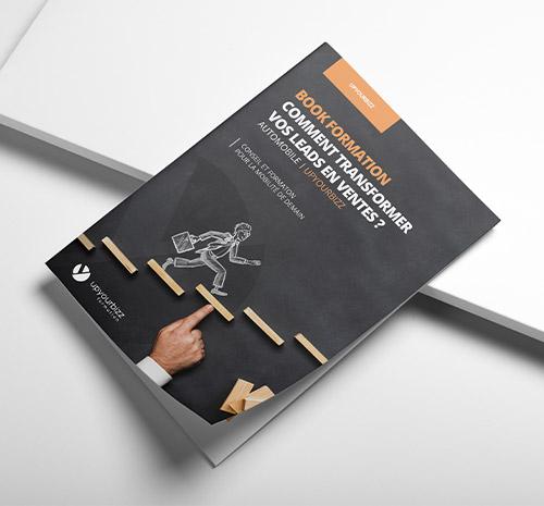 Le book pour la formation