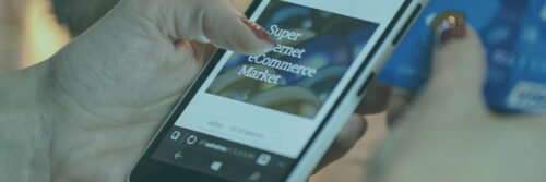 Paiement en ligne sur téléphone portable