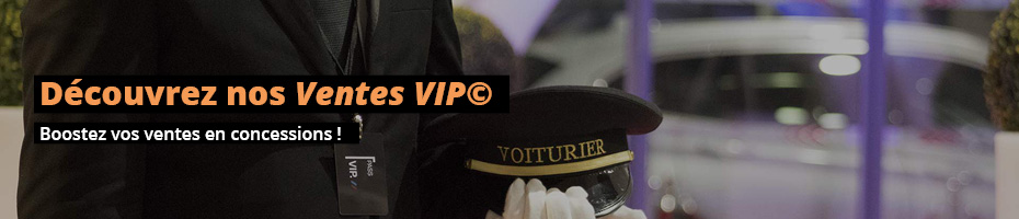 Ventes VIP