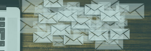 Pictogramme symbolisant des emails