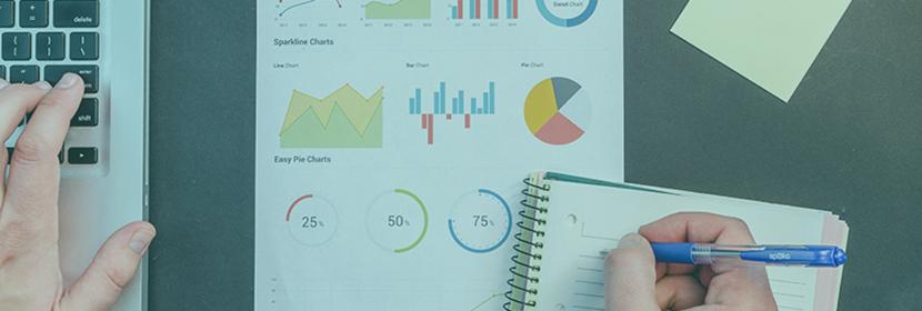 Graphique sur la rentabilité des ventes