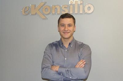 Guillaume Legrand, directeur d'ekonsilio